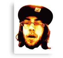 OG Ozzy Face Canvas Print