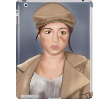 Crystal Reed - Eponine iPad Case/Skin