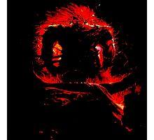 Dragon ball z VS superman Photographic Print