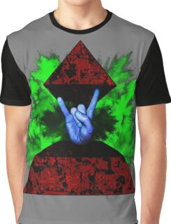 Psychedelic Rock Graphic T-Shirt