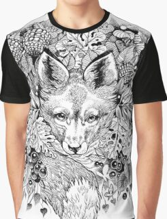 Hidden fox  Graphic T-Shirt