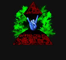 Psychedelic Rock Unisex T-Shirt