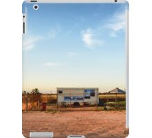 broome fish and chips iPad Case/Skin