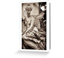 goddess psyche  Greeting Card