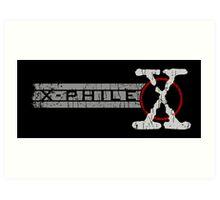X-Phile Art Print