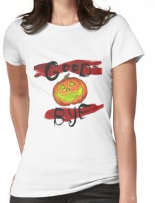 Good Bye Jack (sweet) Womens Fitted T-Shirt