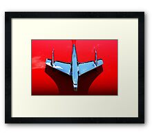 READY FOR TAKEOFF Framed Print