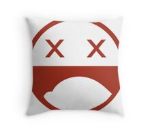Facepunch Logo Throw Pillow