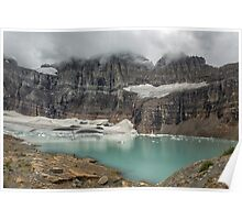 Grinnell and Salamander Glaciers, Soon Things of the Past Poster