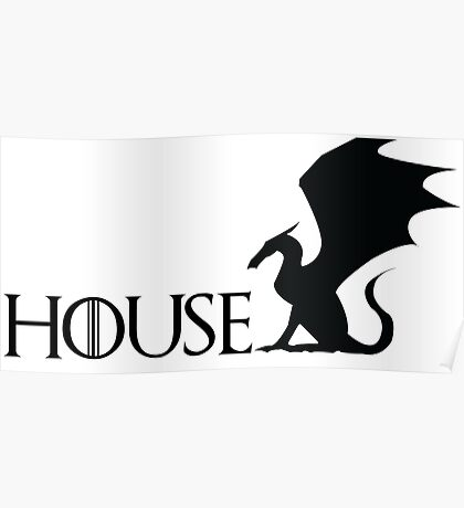 Game of Thrones - Targaryen Poster