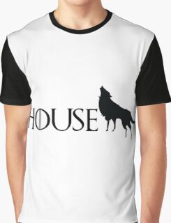 Game of Thrones - Stark Graphic T-Shirt