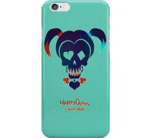 HarleyQuinn suicide squad iPhone Case/Skin