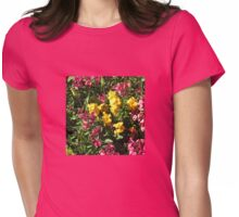 Flowerbed - Preston Temple Womens Fitted T-Shirt