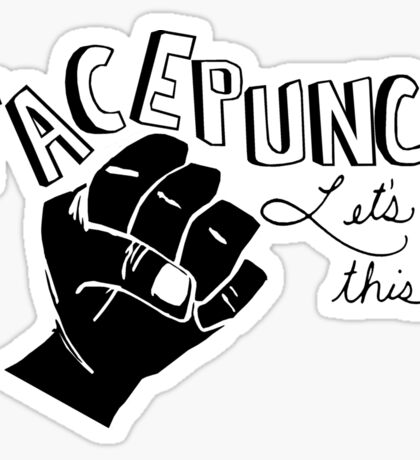 Facepunch: Let's Do This Sticker