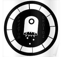 Phantom Droidz Logo Poster