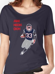 Neon Dion Lewis Women's Relaxed Fit T-Shirt