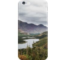 Swiftcurrent Valley - Glacier NP iPhone Case/Skin