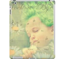 Even Baby Trolls need a nap :) iPad Case/Skin