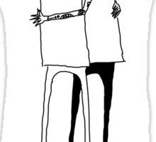 hug Sticker