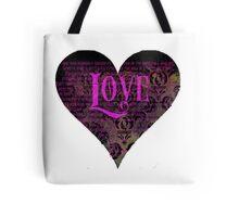Pride and Prejudice Valentine Tote Bag