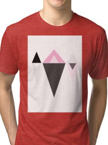Triangle Reflections Tri-blend T-Shirt