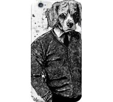 Temporary Beagle iPhone Case/Skin