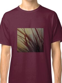 Spiky Red Classic T-Shirt