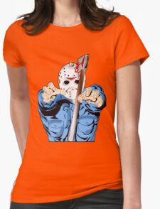 Jason Vorhees Womens Fitted T-Shirt