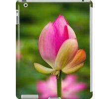 Lotus bud iPad Case/Skin