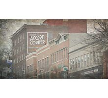 Acorn Alley Photographic Print