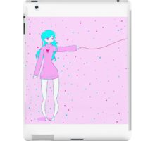Coloris ribbon  iPad Case/Skin