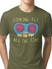 Looking Fly Tri-blend T-Shirt