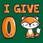 Zero Fox by fishbiscuit
