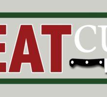 Meat Cute Sticker