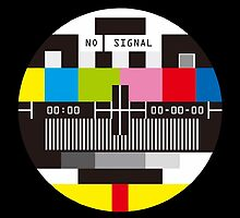No Signal by Gimet