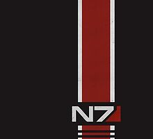 N7 Stripe by BaDizza