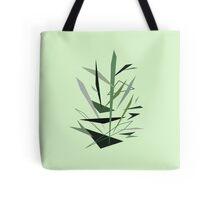 Jagged Jade Tote Bag