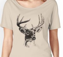 Whitetail Women's Relaxed Fit T-Shirt