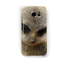 Baby Meerkat Samsung Galaxy Case/Skin
