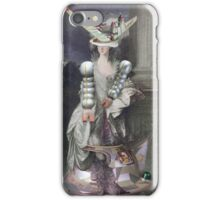Renaissance Thought. iPhone Case/Skin