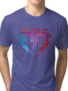 Big Bang - smokey Tri-blend T-Shirt