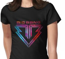 Big Bang - smokey Womens Fitted T-Shirt