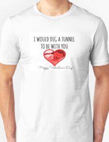 El Chapo Valentine's Day T-Shirt