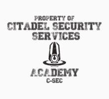 C-SEC Academy One Piece - Short Sleeve