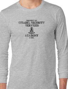 C-SEC Academy Long Sleeve T-Shirt