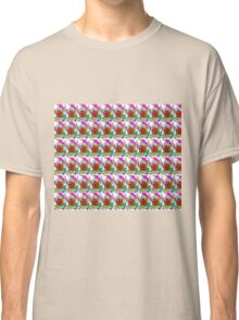 Abstract Colour by Lollypop Arts Classic T-Shirt