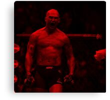 Robbie Lawler UFC Canvas Print