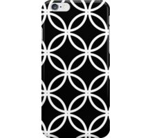 Circles pattern iPhone Case/Skin