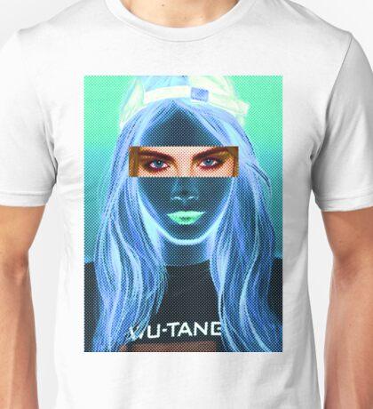 Cara Delevingne pencil portrait 5 Unisex T-Shirt