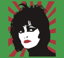 siouxsie and the banshees Kids Tee